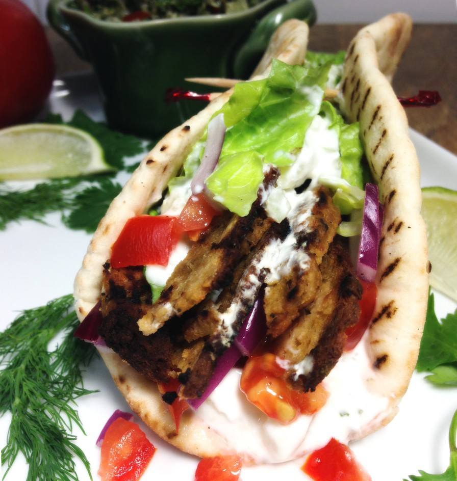 Gyro - Beef and Lamb - Feta - Tzatziki 2Tbsps